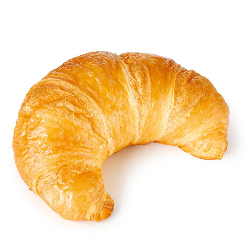 Croissants au beurre de luxe «Jet»