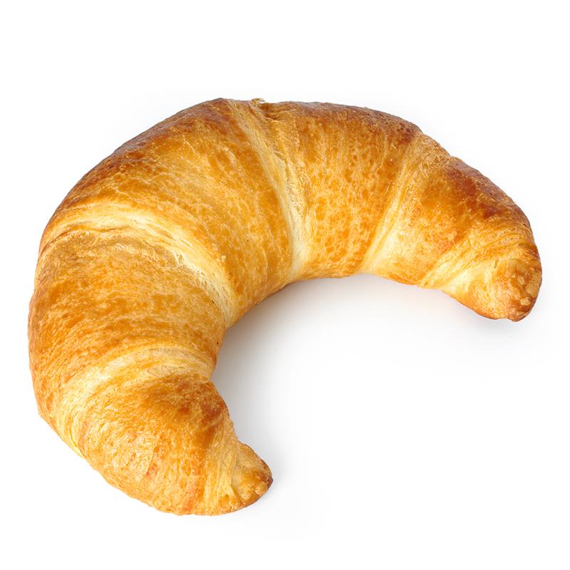 Croissants au beurre, précuit