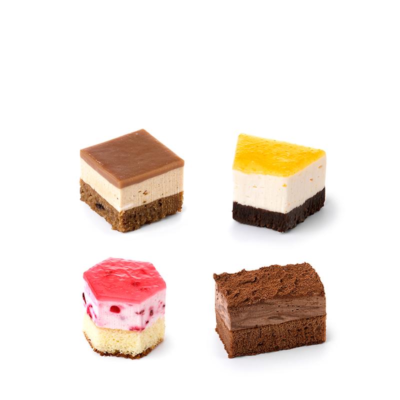 Mini pâtisseries