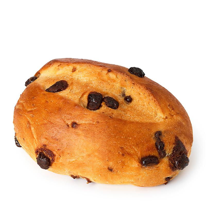 Petit pain aux choco-pépites
