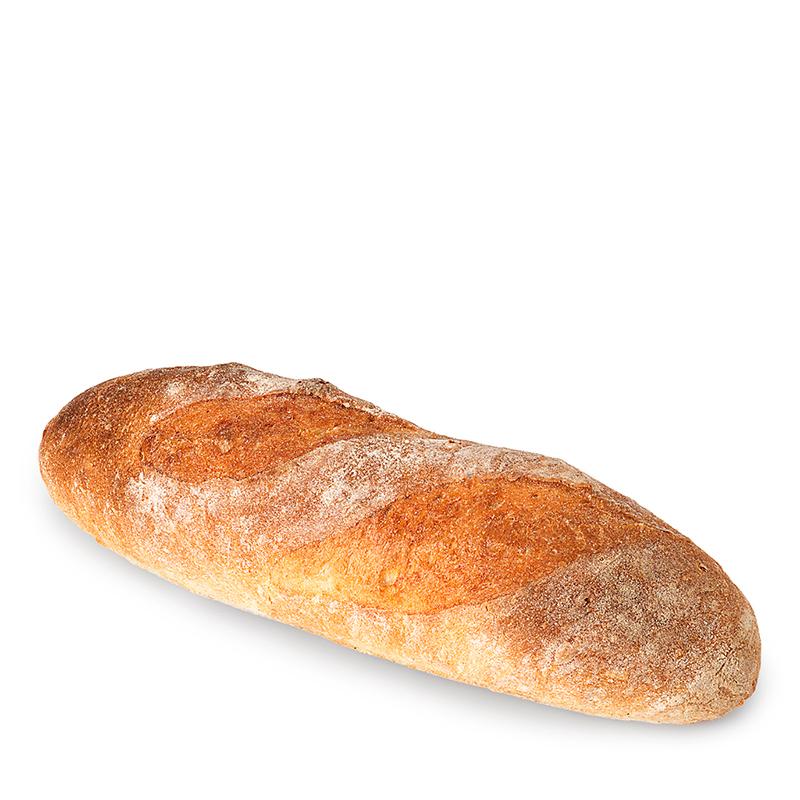 Petit pain croustillant, blanc