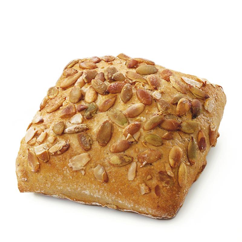 Petit pain aux graines de courge