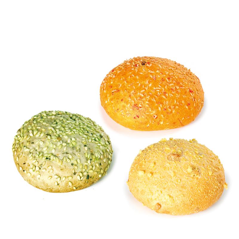 Spicy Buns - Minis, gemischt