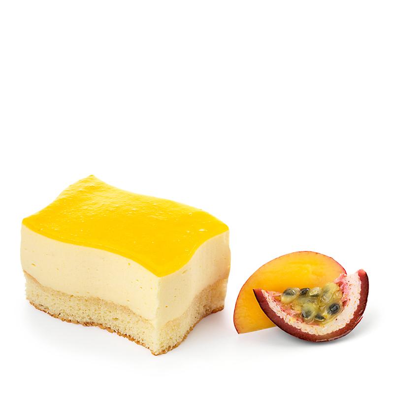 Dessert-Welle Mango-Maracuja
