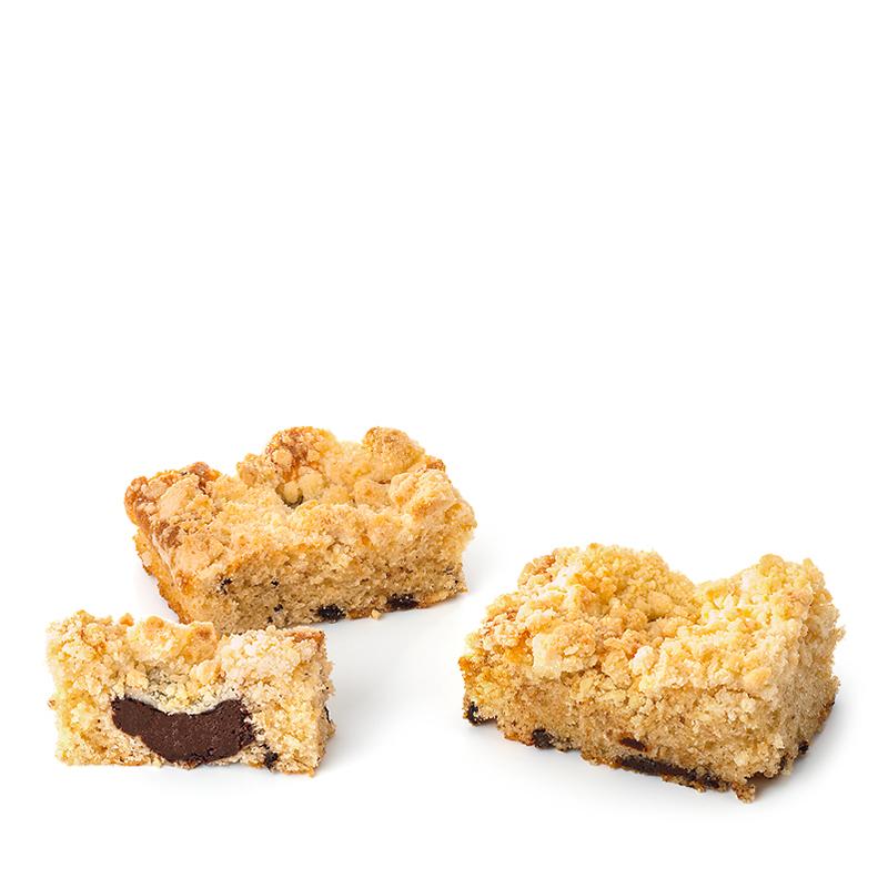 Crumb-Cake-Schnitten Tiroler-Schoggi